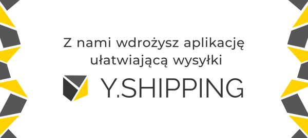 Y.Shipping aplikacja ułatwiająca wysyłki