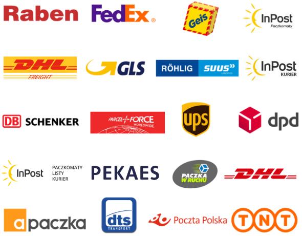 Integracja AVOCADO Shipping z kuriami