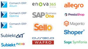 Integracja Shipping z ERP